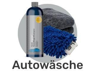 Produkte für die Autowäsche