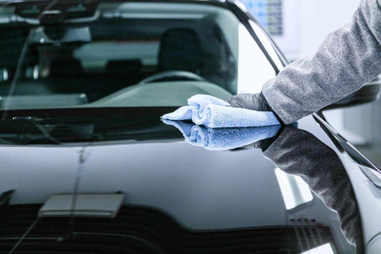 Werterhalt durch Fahrzeugpflege