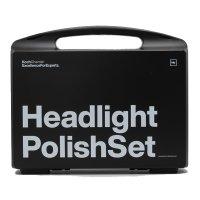Headlight Polish Set