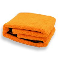 Mikrofaser Trockentuch XL - Orange Baby
