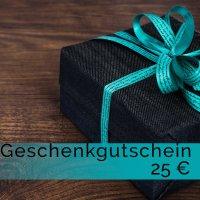 Geschenkgutschein digital 25.-