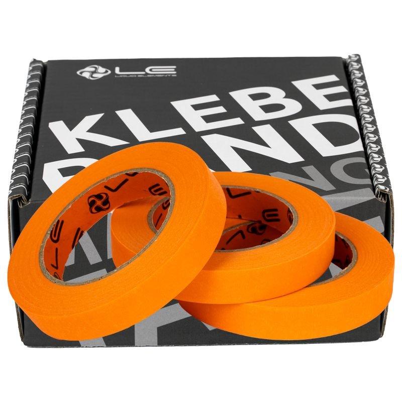 Masking Tape Box - 3x Klebeband 19mm x 50m