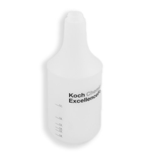 Zylinderflasche 1 l für Sprühkopf
